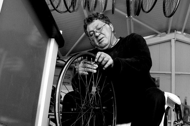 Cycle guru by Heidenstrom