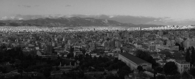 Athen by Heidenstrom