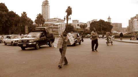 Cairo by Heidenstrom
