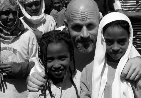 Schools fro refugees in Karthoum