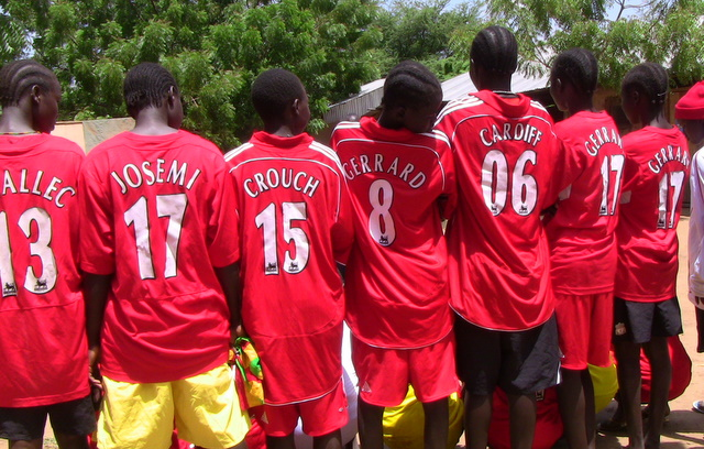 Liverpool in Kakuma Camp by Heidenstrom