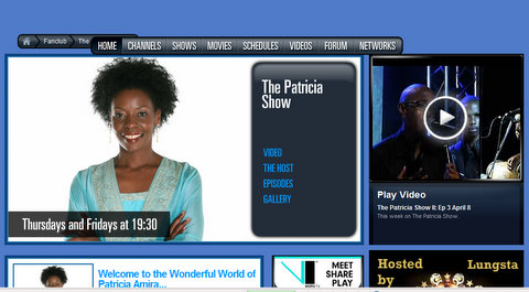 The Shirt on Patricia Show in 48 countries