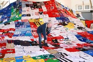 The Shirt i Johannesburg - før The Sokk kom på banen