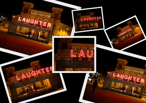 Slaughter Laughter av Bjørn Heidenstrøm