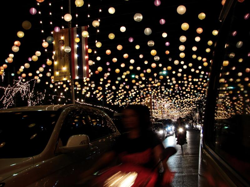 Nattlivet, Hua Hin, Thailand ved @heidenstrom