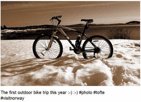 Utsikten og strandparken på Tofte ( Flickr album; Bjørn Heidenstrøm )