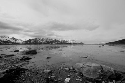 Nord Troms fra en sykkel, Bjørn Heidenstrøm