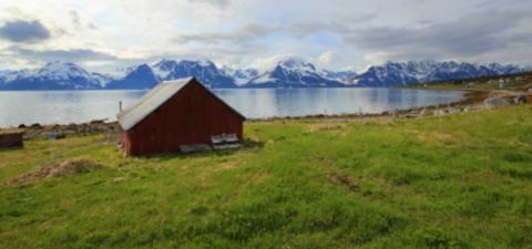 Nord Troms av Bjørn Heidenstrøm